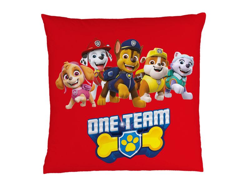 cushion one team 40 x 40 cm polyester