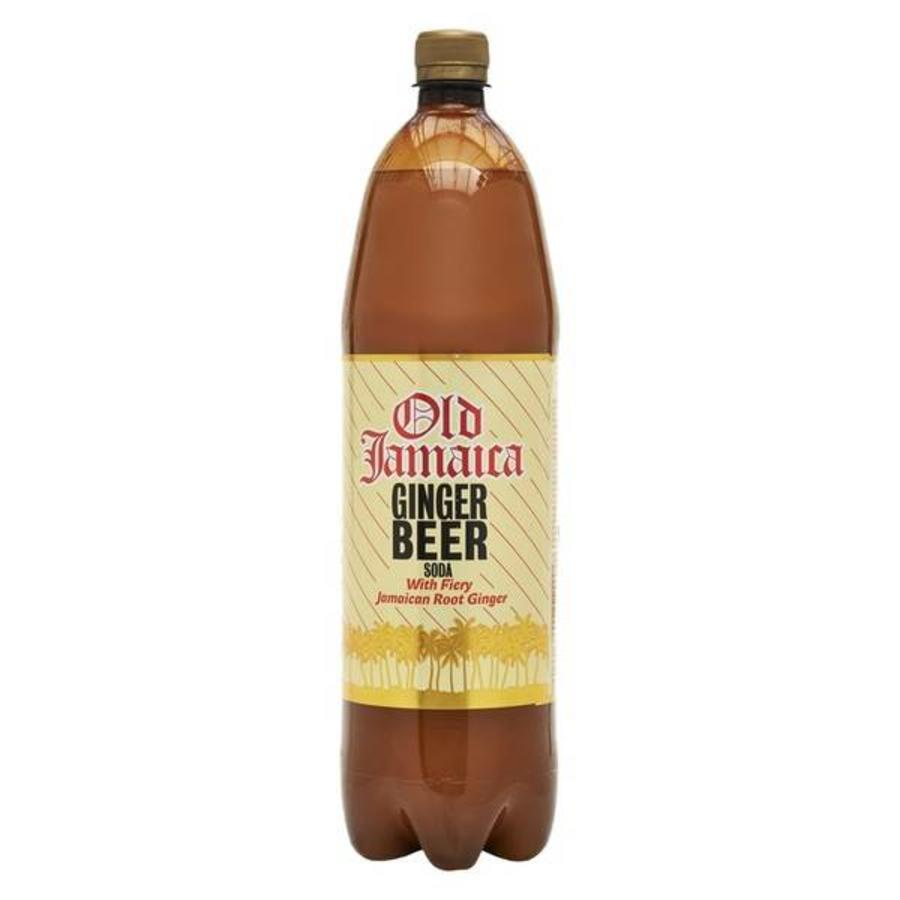 Ginger Beer Soda. 1.5L - Tjin's Toko