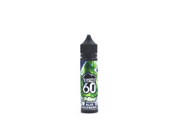 Totally 60 – Mint Blue Raspberry (50ml Shortfill)