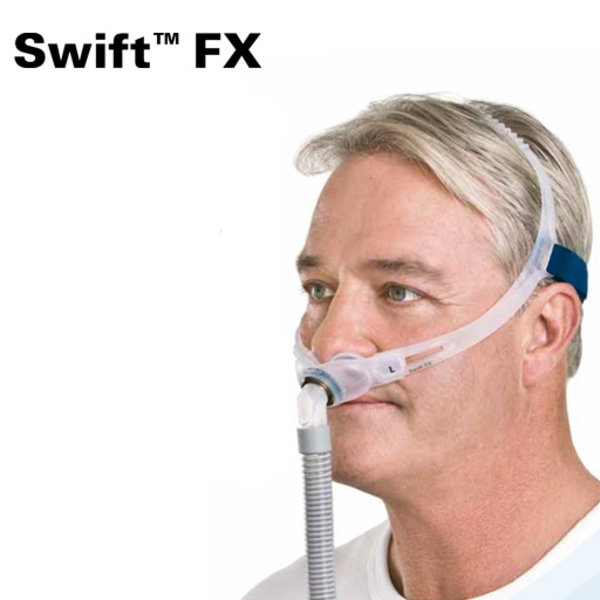 swift fx cpap ppc nasal mask resmed