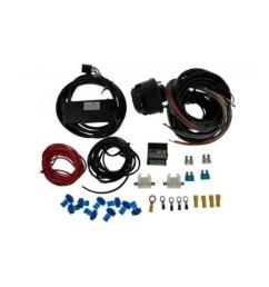 13 pin 2m wiring kit 7 way zr2500 and 30a combination relay fieldfare trailer centre [ 800 x 1024 Pixel ]