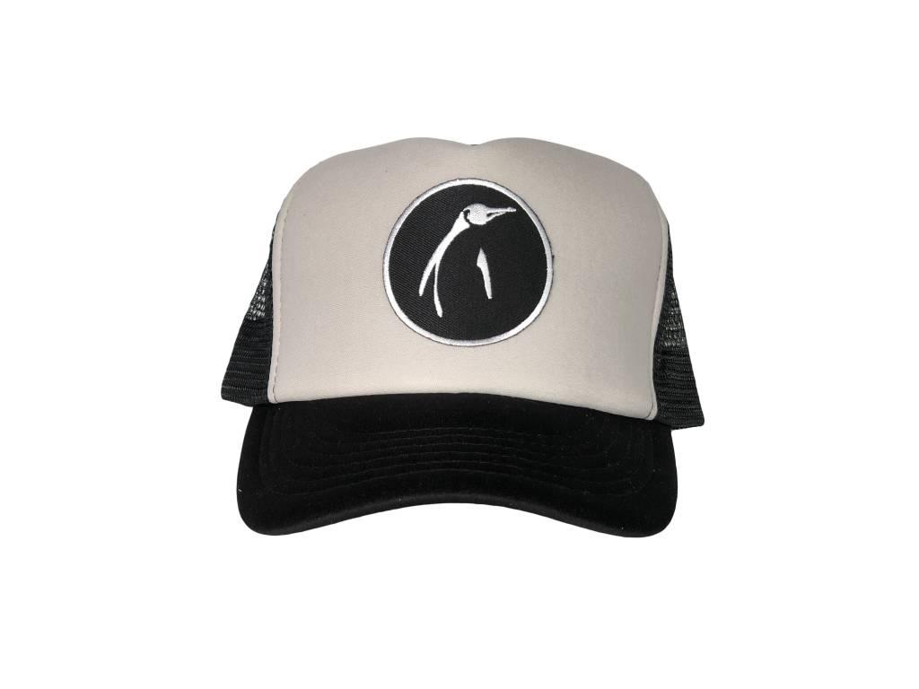pengu baseball cap off