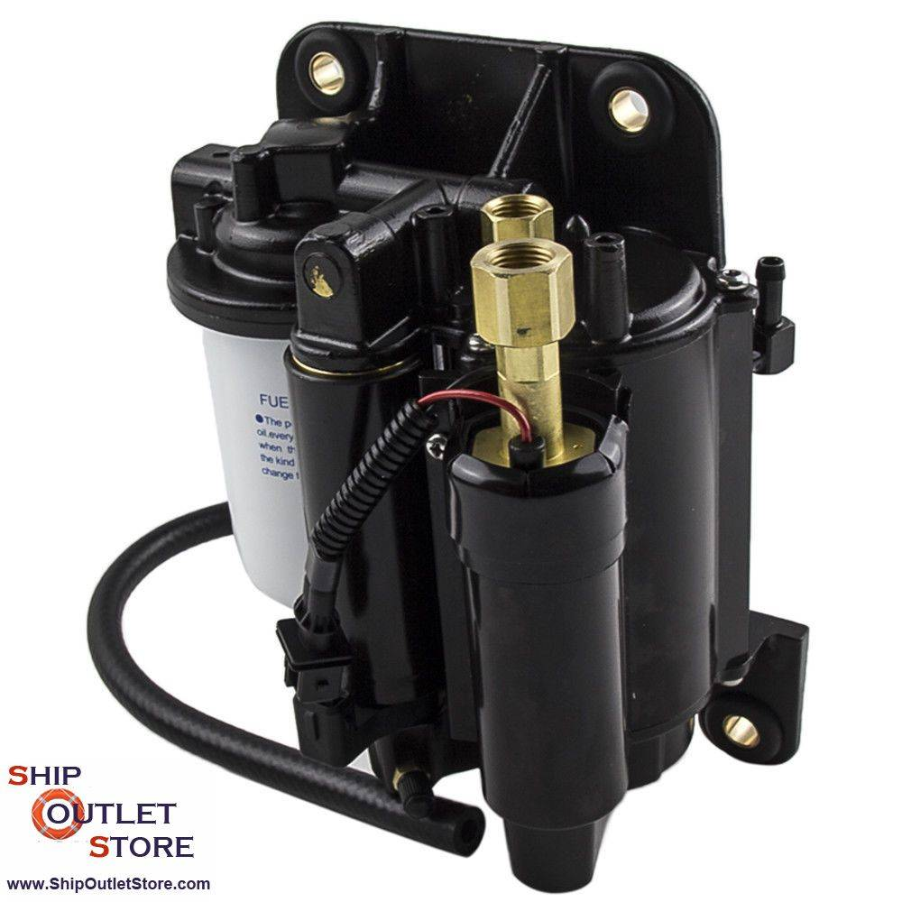 hight resolution of electric high pressure fuel pump volvo penta 21608511