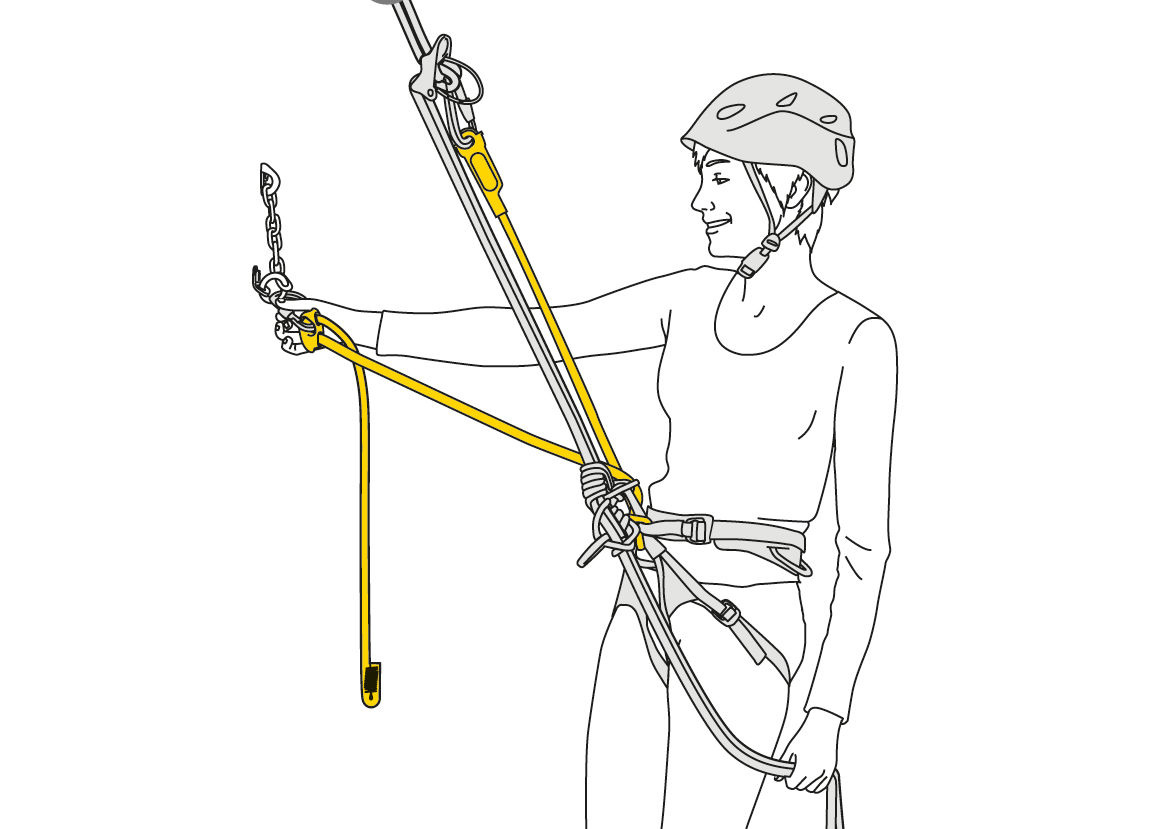 Petzl Dualconnect Adjust