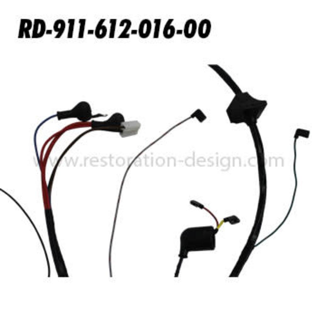 RD-911-612-016-00 Engine Harness (Bosch Alternator