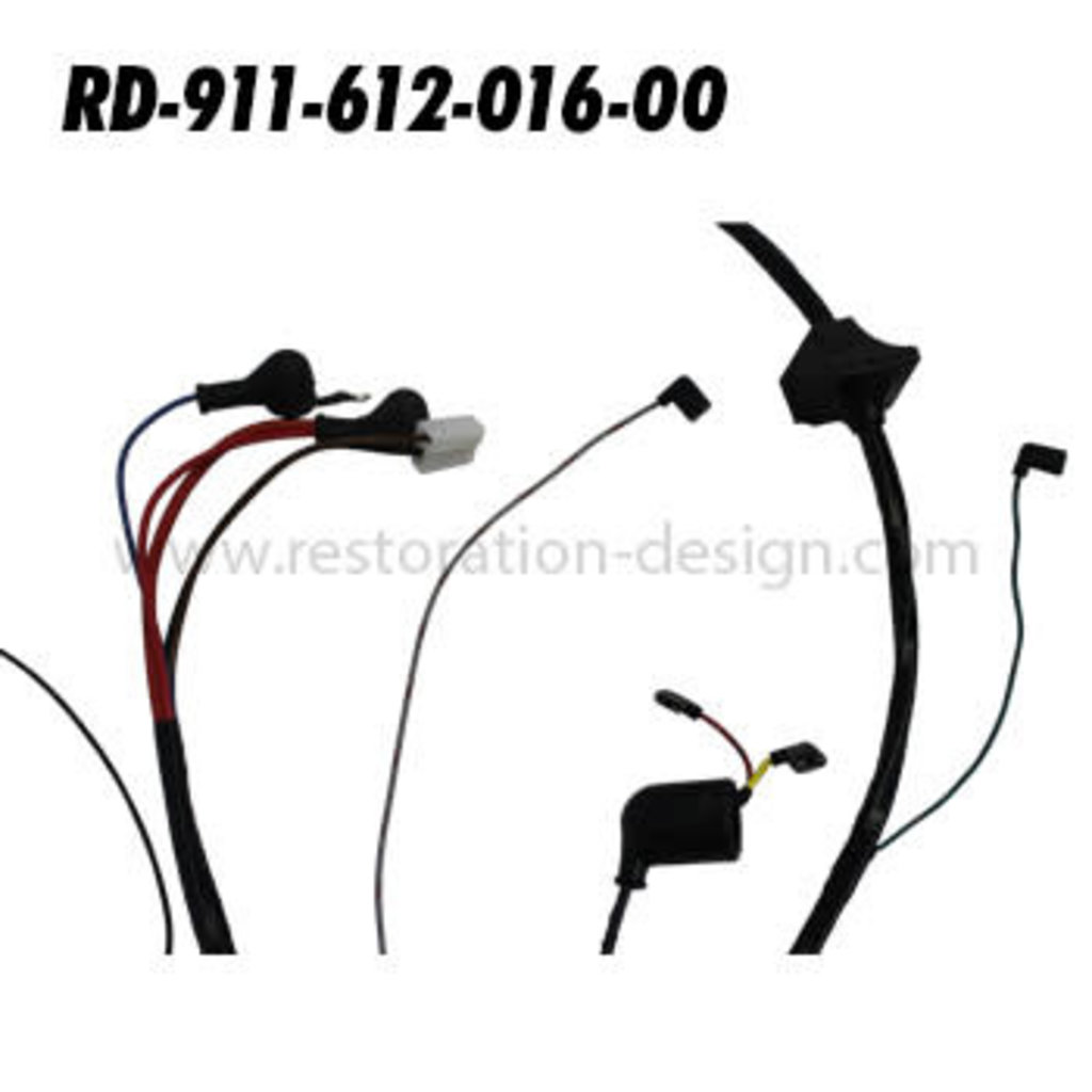RD-911-612-016-00 Engine Harness (Bosch Alternator
