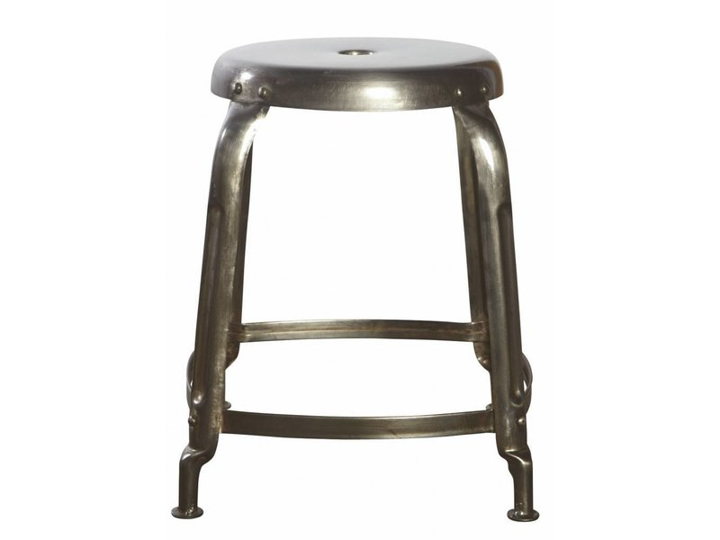 define stool metal grey