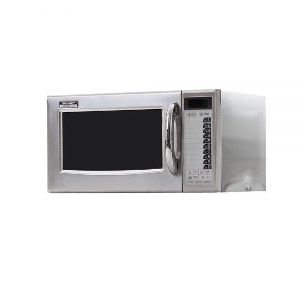 sharp microwave sharp r 15at 1000w