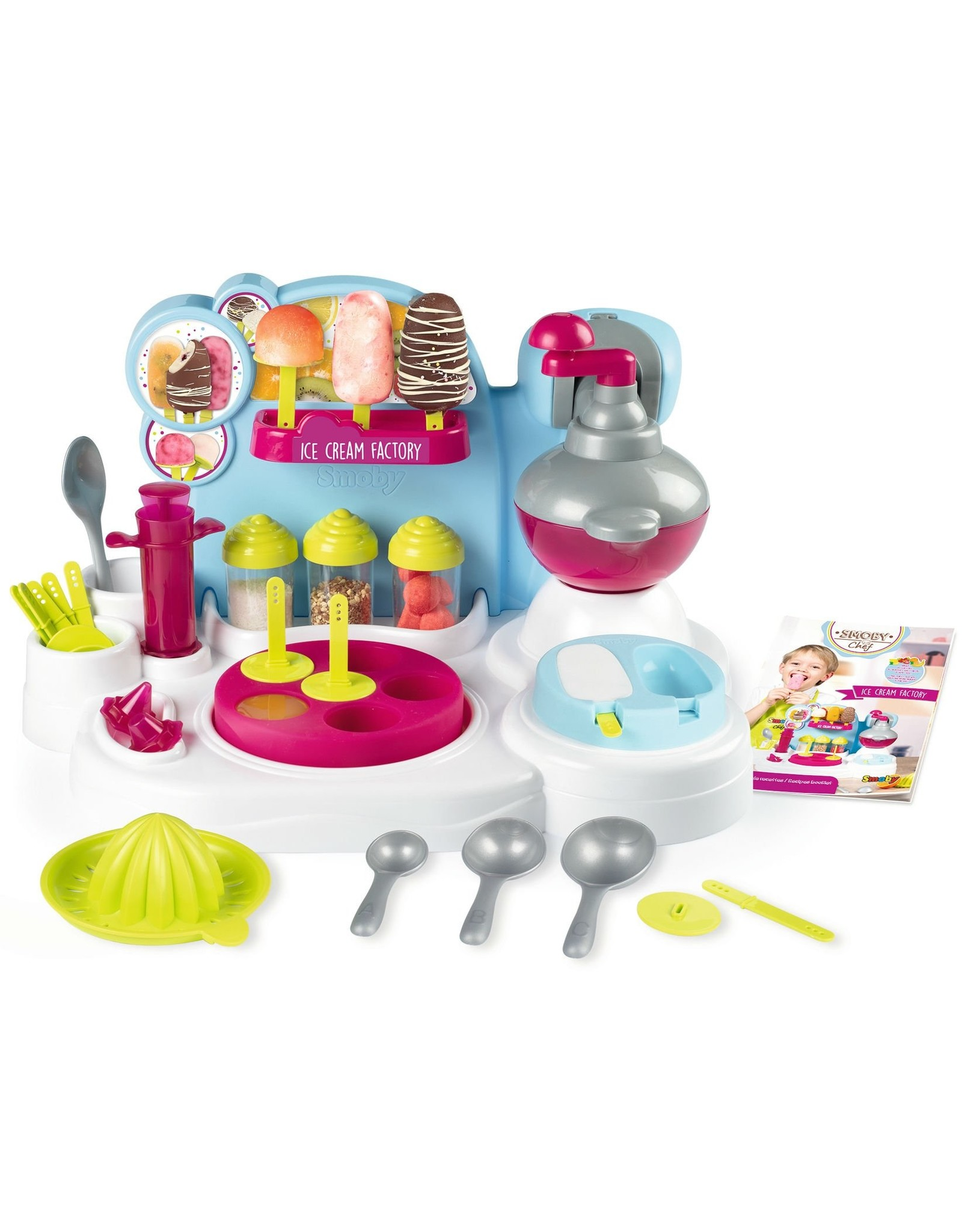smoby smoby chef ice cream factory 312113