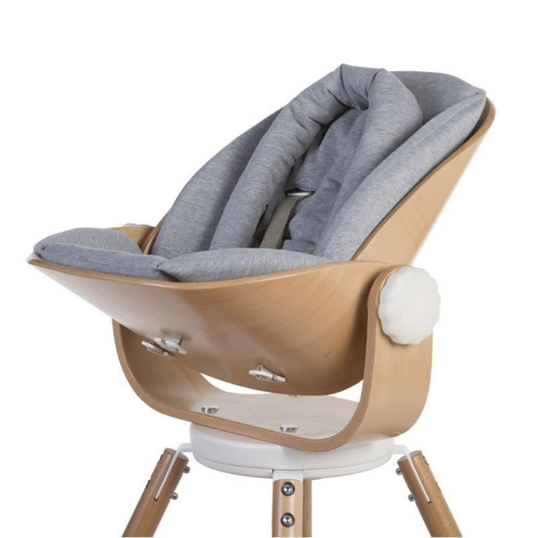 childhome coussin reducteur transat nouveau ne chaise haute evolu 2 et evolu one 80