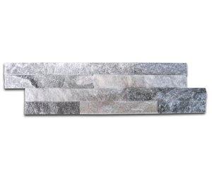 luxury tiles cloud sparkle grey slate tile split face cladding 10x40cm
