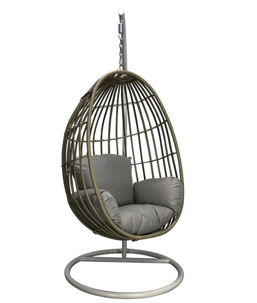 Hangstoel Egg Wit.Egg Chair Verstellen