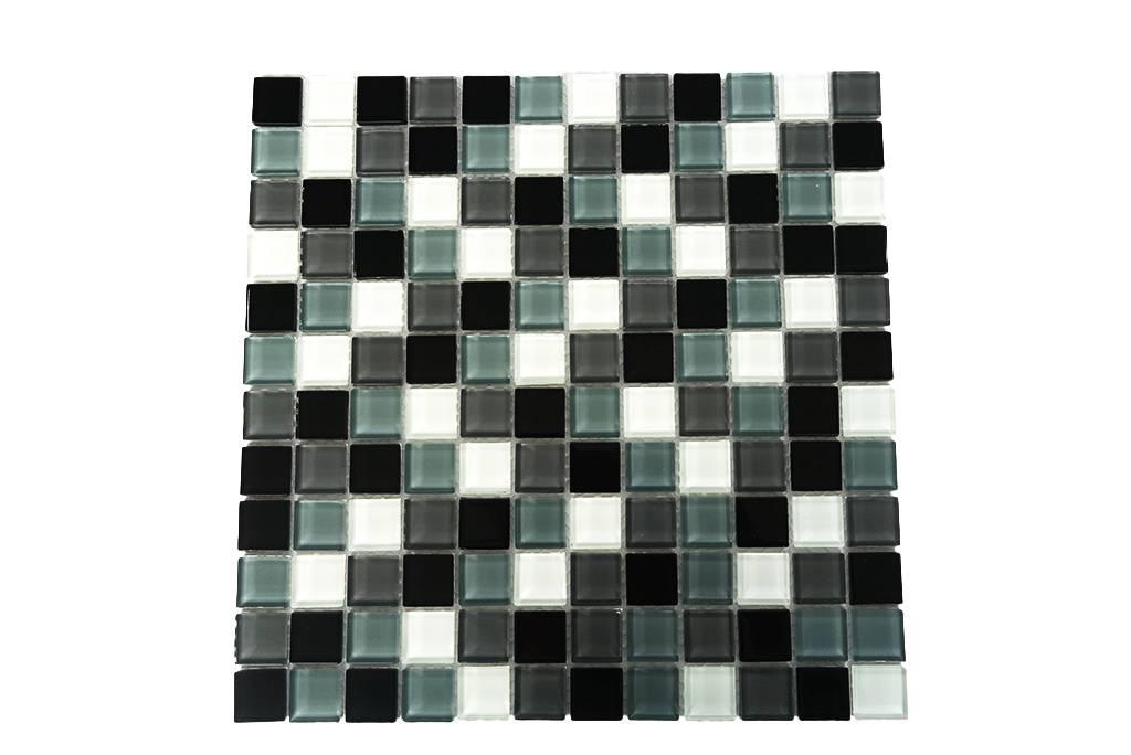 Glasmosaik Fliesen Grau Cool Glasmosaik Glas Mosaik