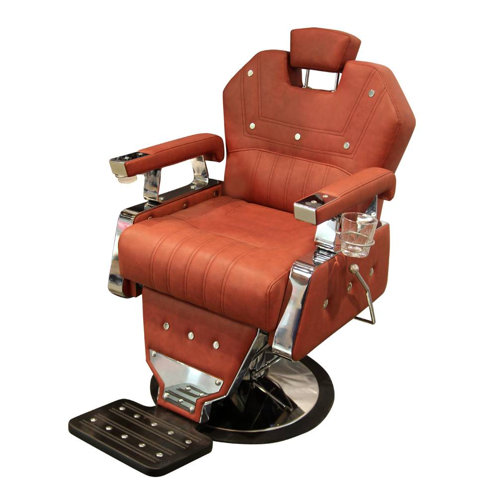Red Barber Chair Men S Barber Chair Olivier