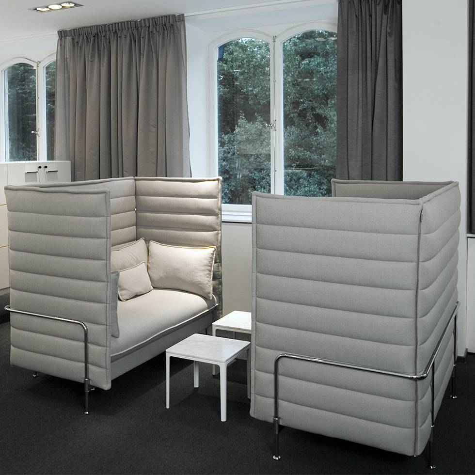 Vitra Vitra Alcove Highback Sofa Workbrands