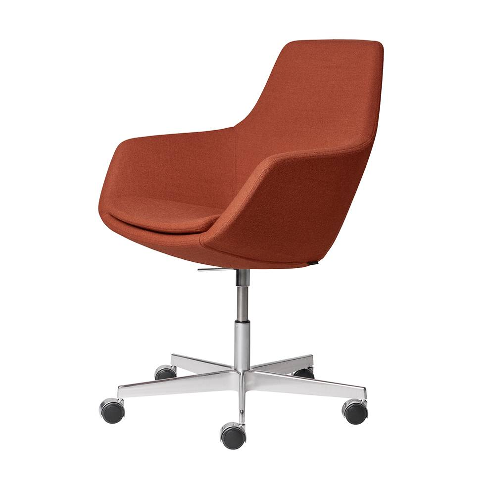 Fritz Hansen Chairs Fritz Hansen Fritz Hansen Little Giraffe Desk Chair