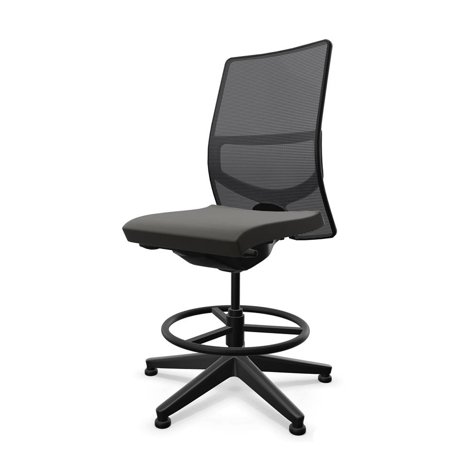 Counter Chair Haworth Haworth Comforto 3960 Counter Chair