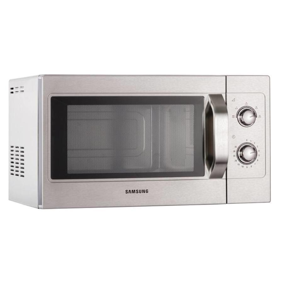 samsung professional microwave analog 1100 watts