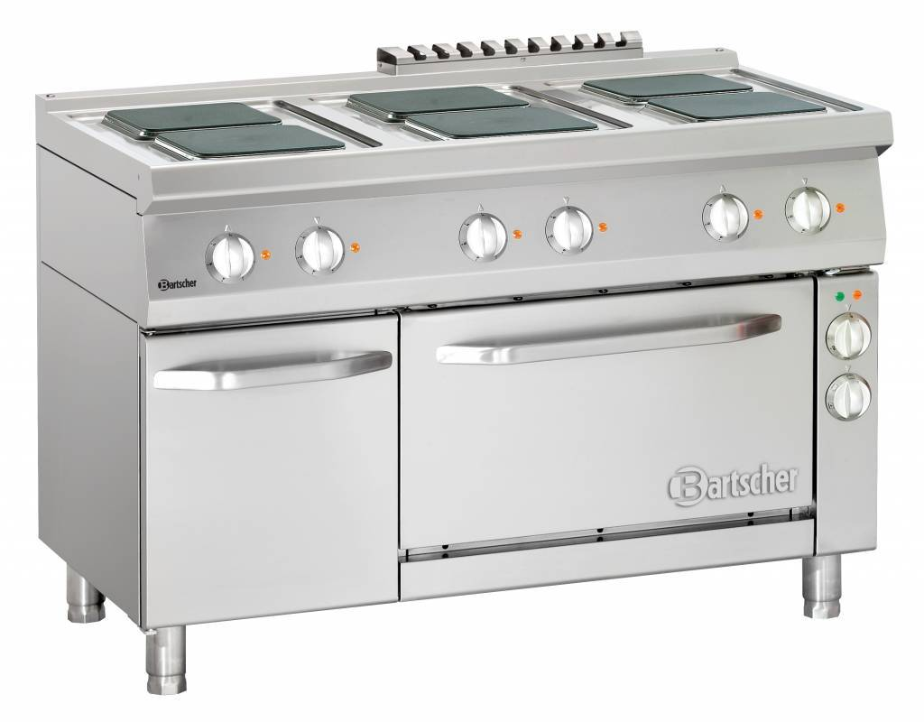 Buy Professional Stove With Oven And Base Cupboard Online