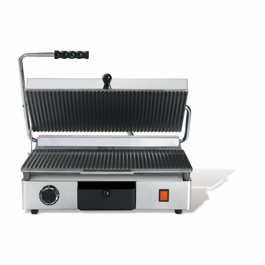 Milan Toast Contact Grill Iron Medium Large