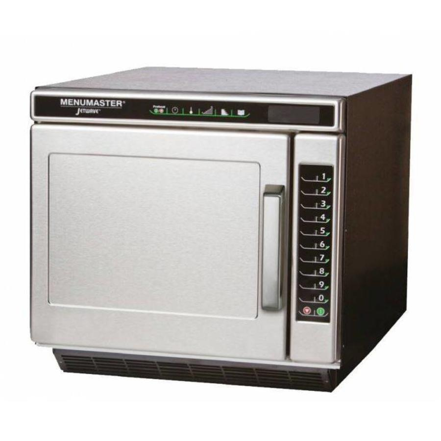 menumaster commercial microwave 1 4kw jet 514