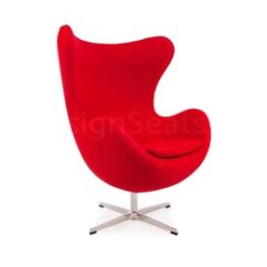 Egg Chairs For Sale Makeup Table Chair Lounge Design Seats Buy Designer Online Red