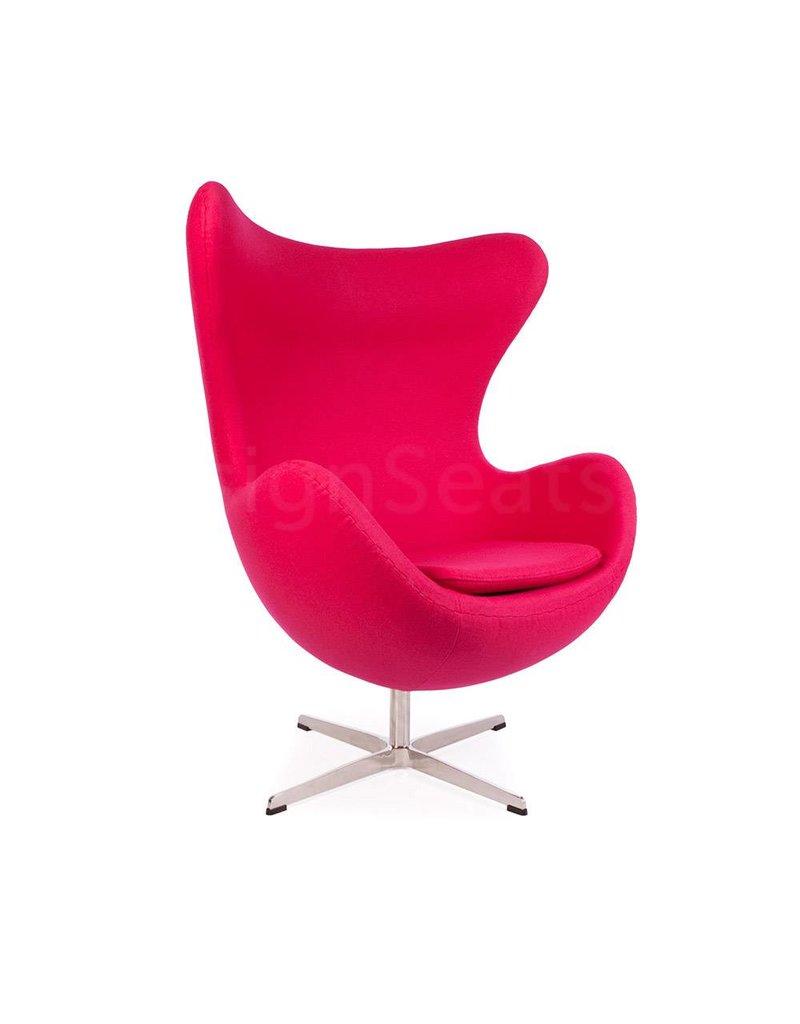 Pink Egg Chair Egg Chair Pink Cashmere