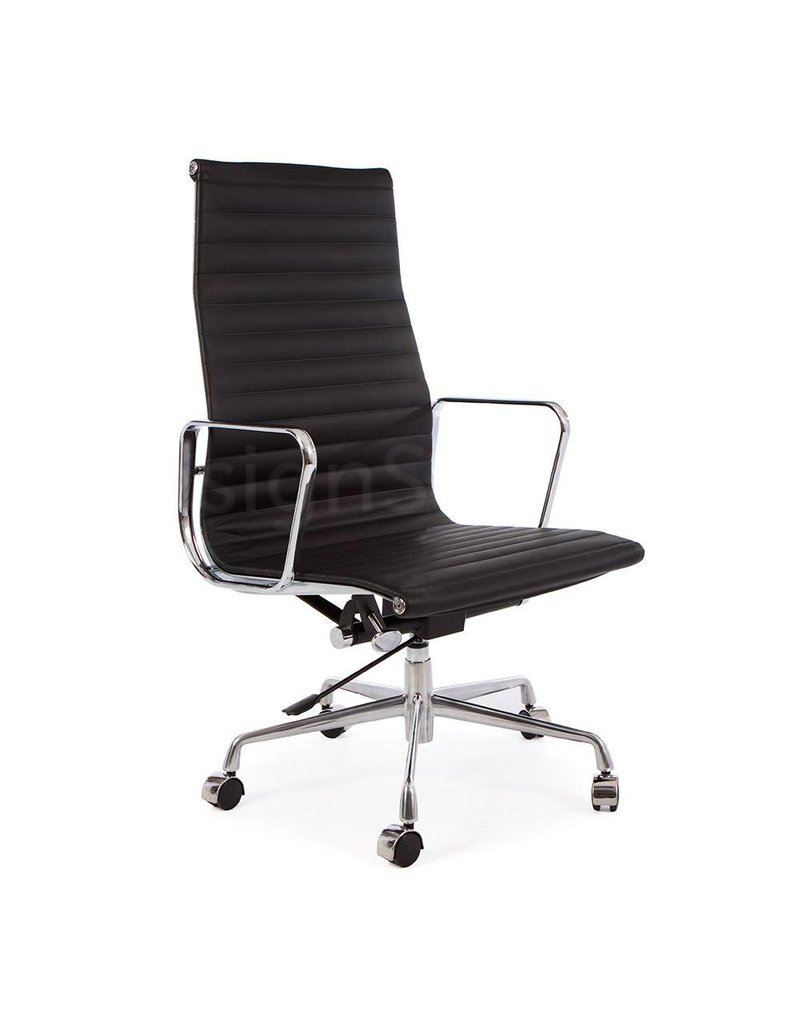 Famous Chair Ea119 Eames Office Chair Black