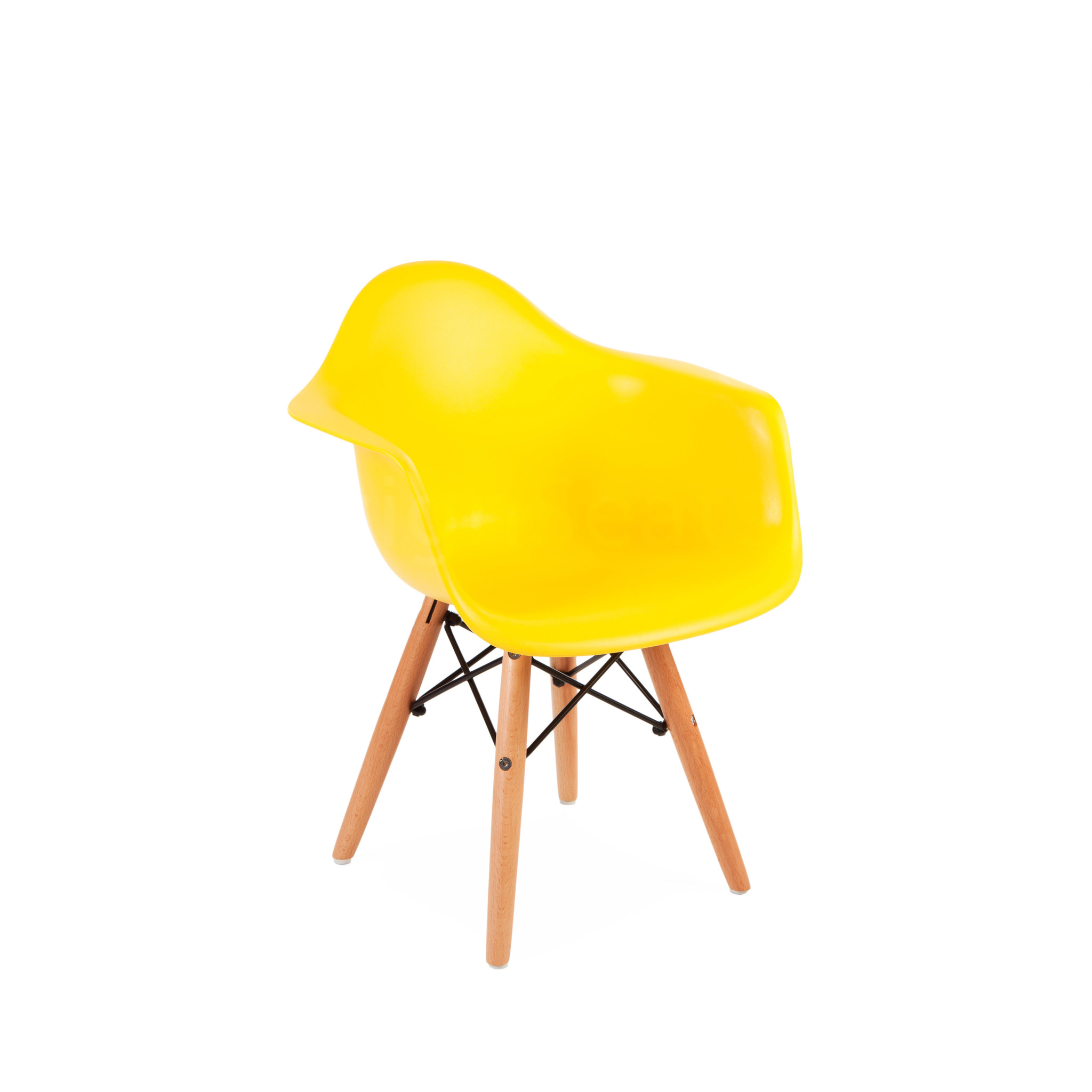 Eanes Chair Daw Eames Kids Chair Corn Yellow