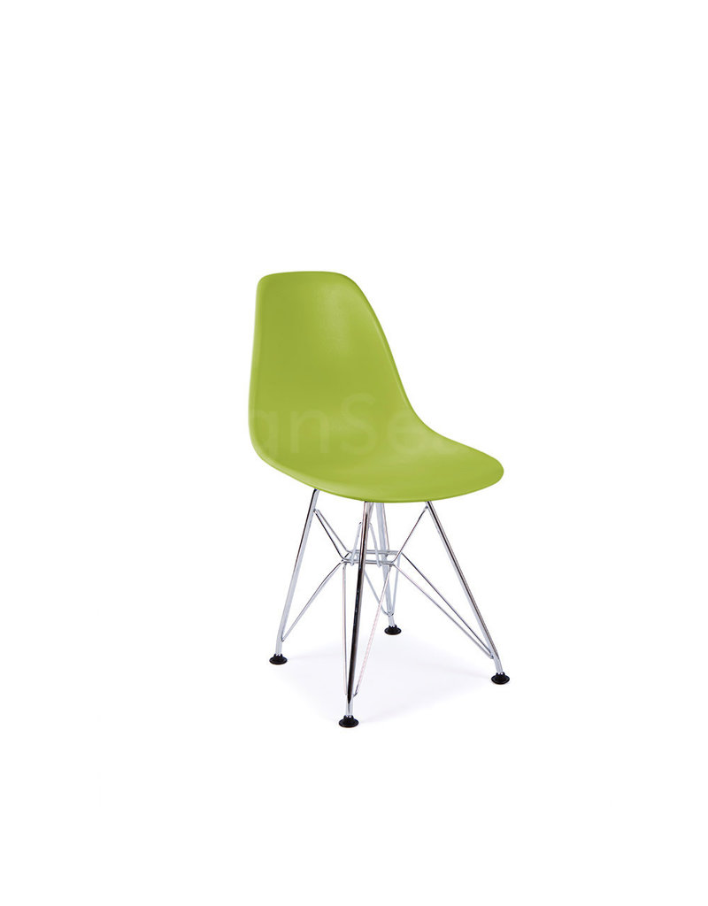 Lime Green Chairs Dsr Eames Kids Chair Limegreen