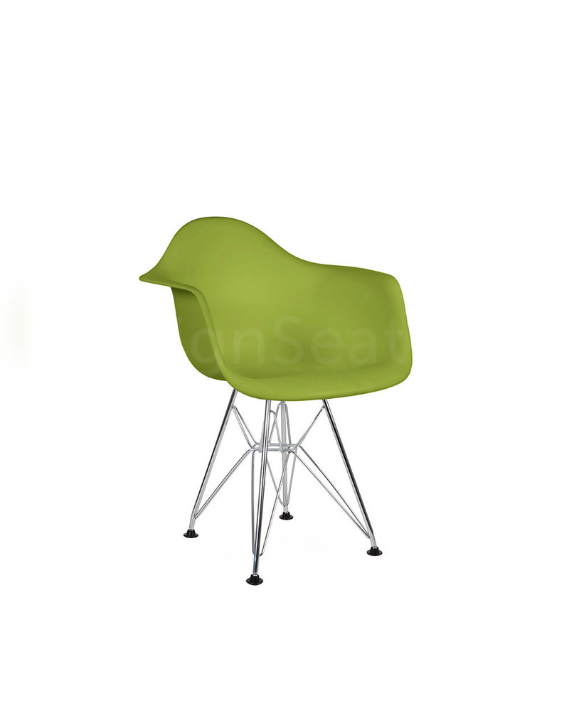 Lime Green Chairs Dar Eames Kids Chair Limegreen