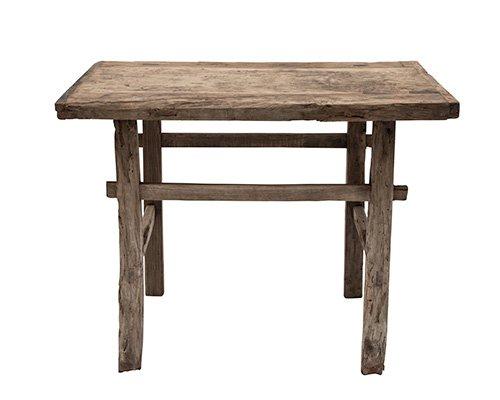 console table vintage 102x45xh81cm unique product elm wood