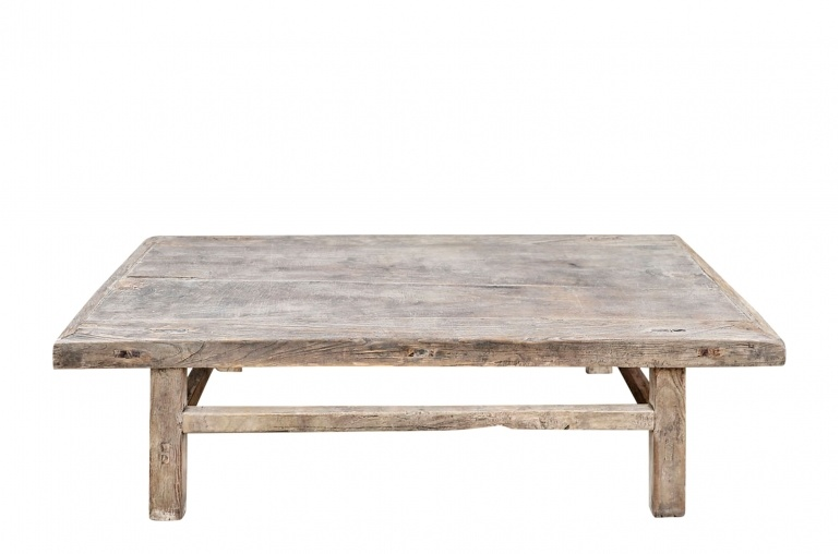 snowdrops copenhagen raw wood coffee table elm wood 117x60x33cm unique piece