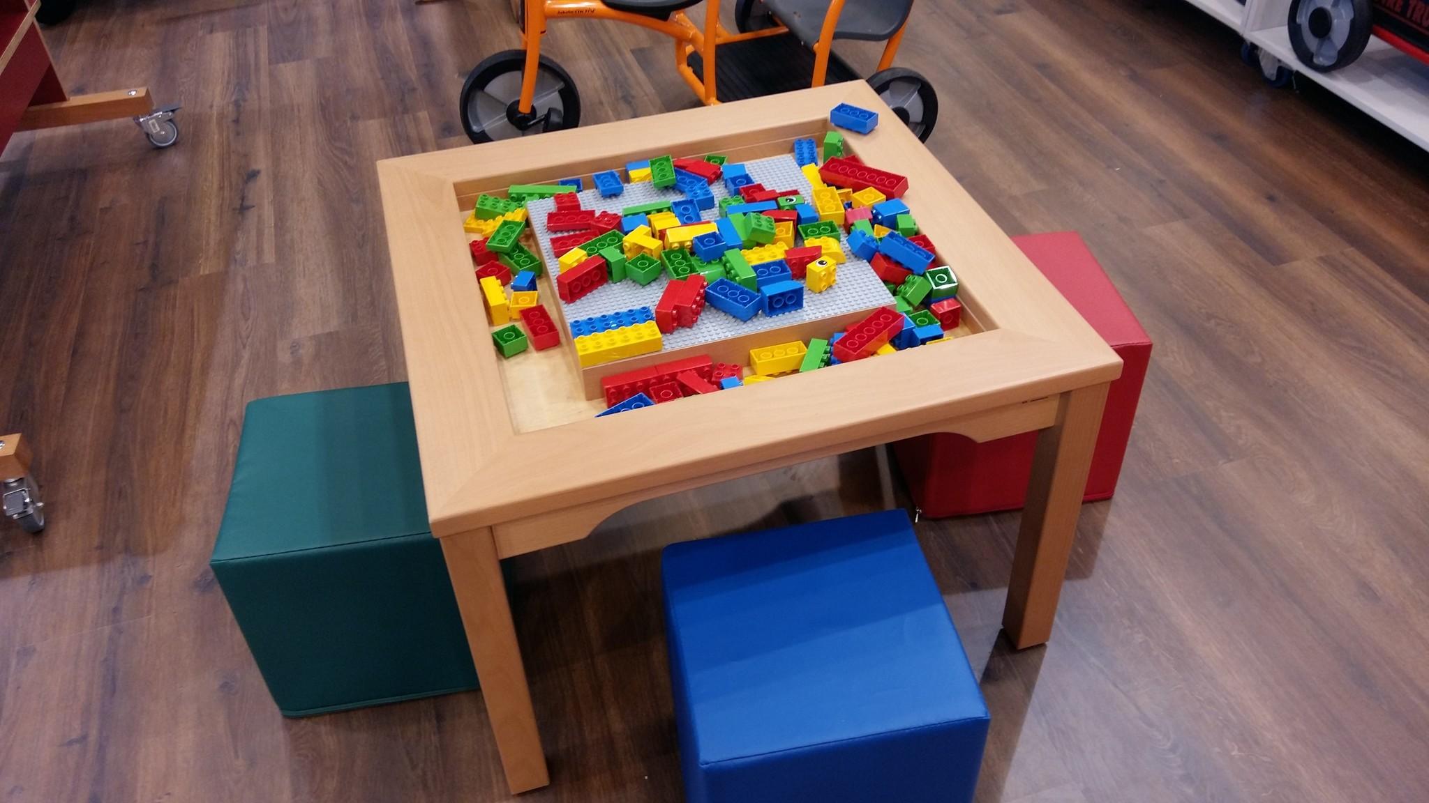 Holzeisenbahn Tisch Selber Bauen Kinderspielzeug