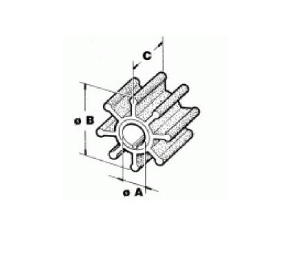 Yamaha / Selva / Mariner 40/50/55 pk, 60 pk tot 05, F60