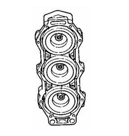 Yamaha 150 / 175 / 200 / 225 HP 2-stroke V6 Cyl Block