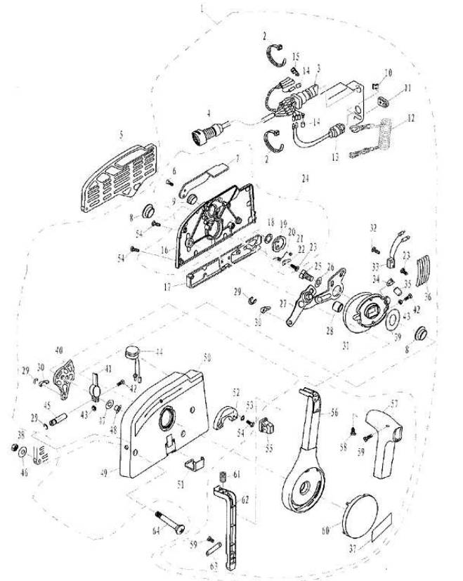 Voordelig Parsun electric start control box parts? Kijk op