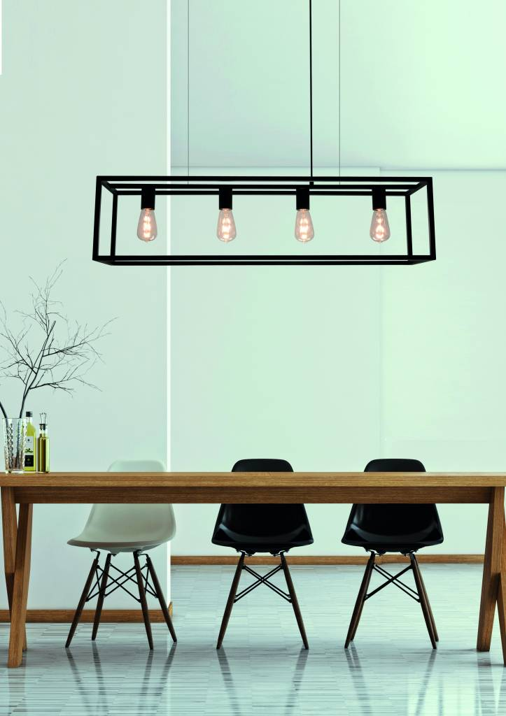 Wat is de aangewezen hoogte van een lamp boven de tafel
