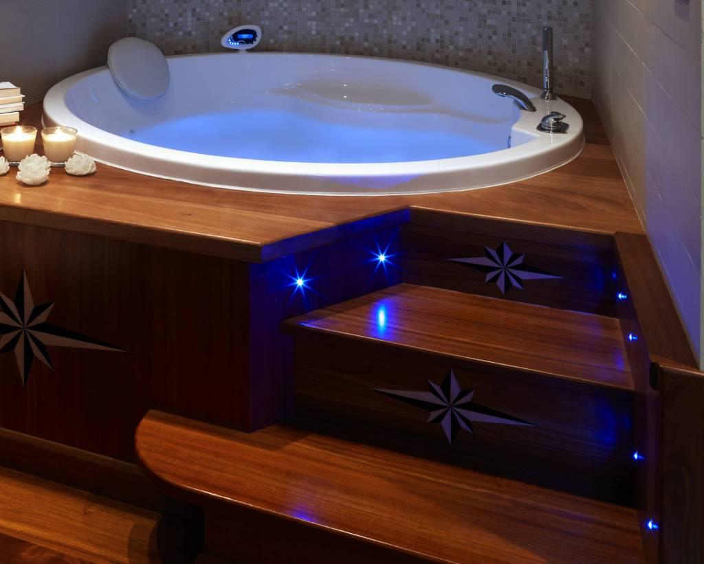 spot encastrable salle de bain 0 12w led ip65 gris rond