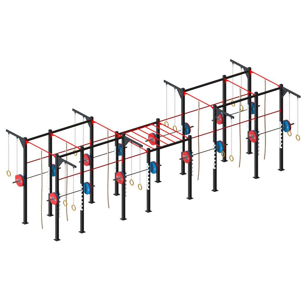 hight resolution of gymnastic cast diagram