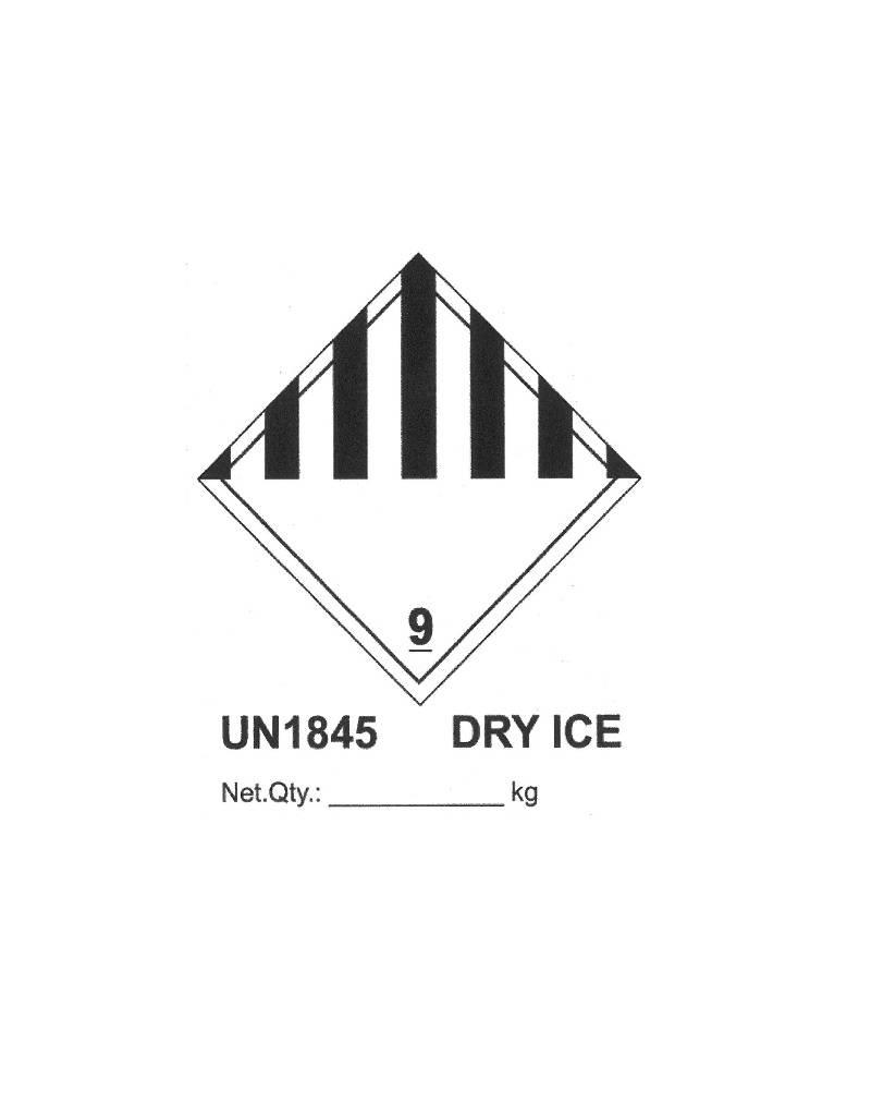 Dry Ice Sticker : sticker, Droogijs, Amsterdam, Sticker, Dry-Ice