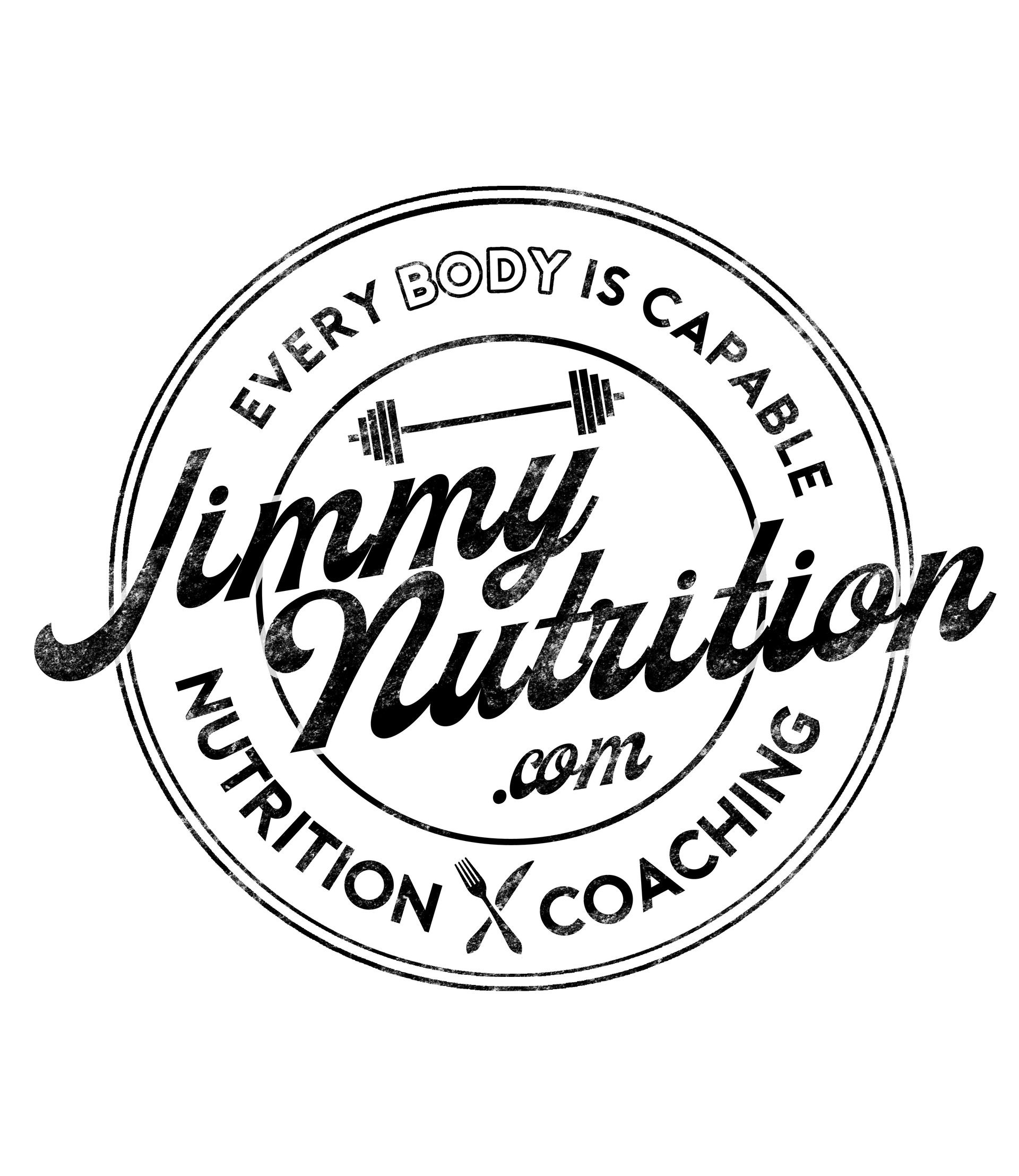 Jimmy Nutrition, Nutritional Coaching