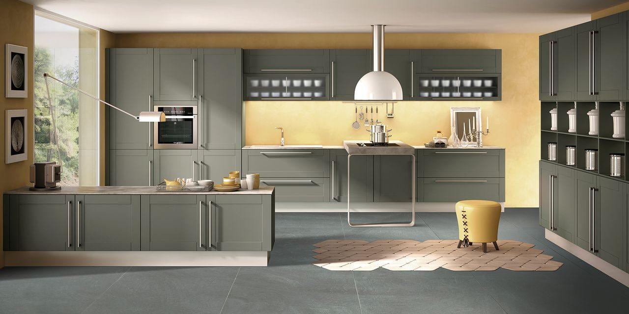 Diseño De Interiores Cocina Americana   Inspiración Cocinas ...