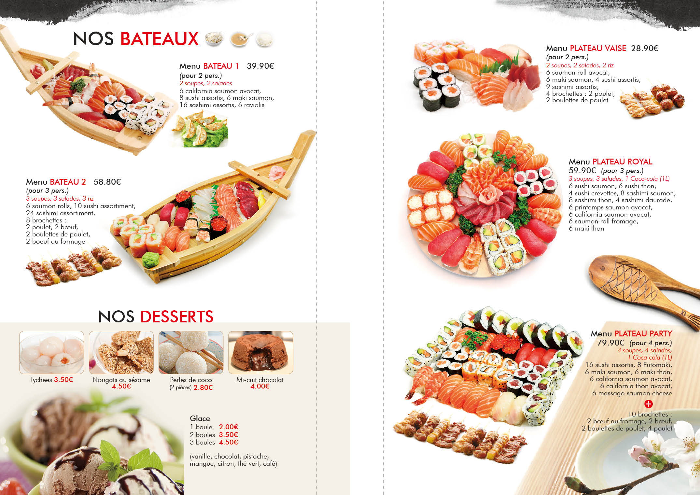 sushi vaise restaurant lyon
