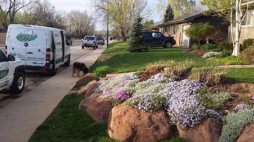 lawn care services - boulder colorado