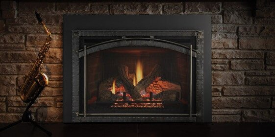 installed fireplace inserts rockford