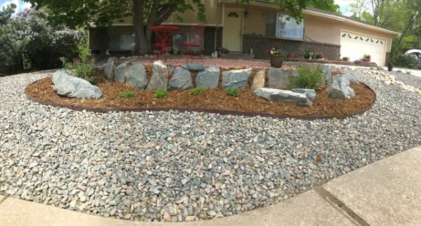 residential landscaping in colorado