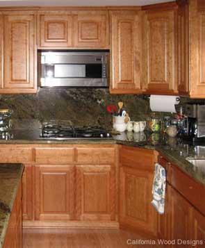Custom Cabinetry  Huntington Beach  California Wood Designs