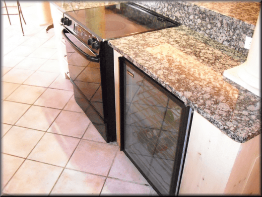 granite stone and tile countertops