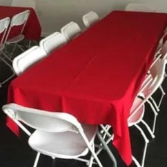 Table And Chair Rentals How To Raise A Office Height Party Tables Huntington Beach Ca Surf City Bouncers Roomy Can Allow For Multiple Chairs In